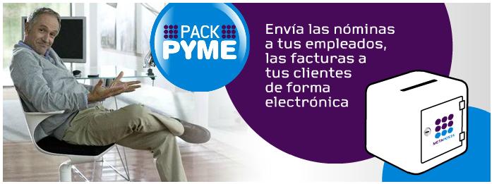 Ahorra costes con el Pack Pyme Metaposta