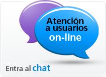 Servicio de atención a usuarios de METAPOSTA online